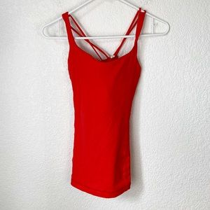 Lululemon Red Tank Top 6